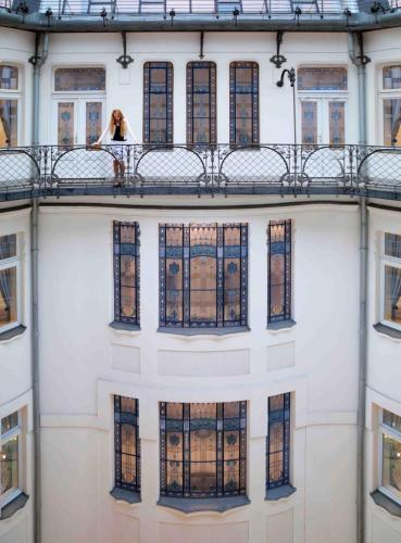 Four Seasons Hotel Gresham Palace, Budapest, Hungary, picture 54
