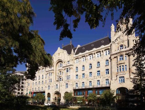 Four Seasons Hotel Gresham Palace Budapest photo 22