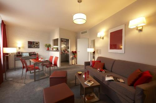 Aparthotel Adagio Vienna City photo 2
