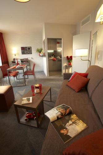 Aparthotel Adagio Vienna City photo 5