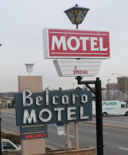 Belcaro Motel Photo
