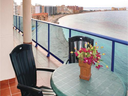 Three-Bedroom Apartment in La Manga del Mar Menor, La Manga del Mar Menor