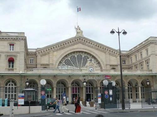 Hipotel Paris Montmartre Gare du Nord photo 4