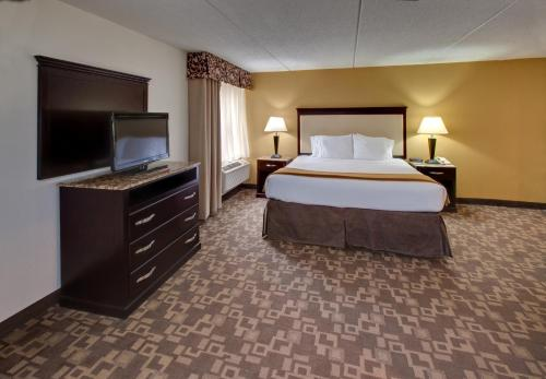 Holiday Inn Express Chicago-Schaumburg Photo