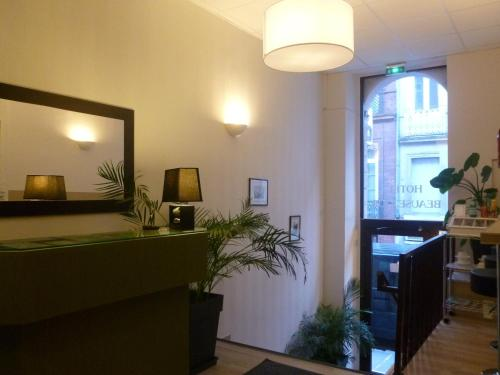Hotel Beauséjour - toulouse - booking - hébergement