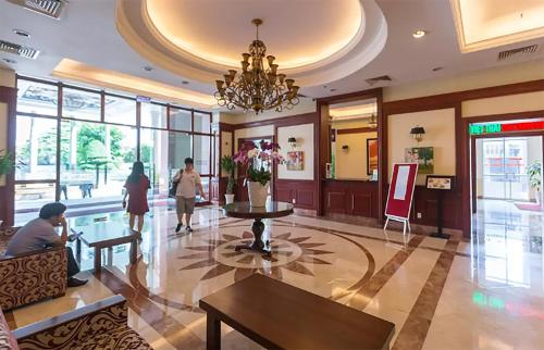 The Manor apartment, Ho Chi Minh