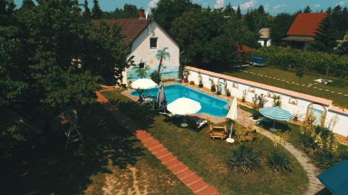 Pension Elisabeth, Balatonlelle