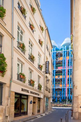 Htel Beaubourg