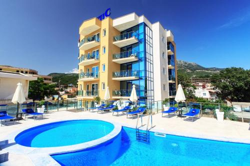 Apartments Atlantic S, Dobra Voda