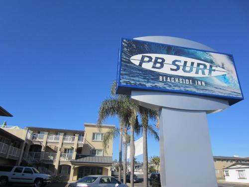 PB Surf Beachside Inn Photo