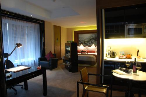 Pudi Boutique Hotel, Shanghai, China, picture 31