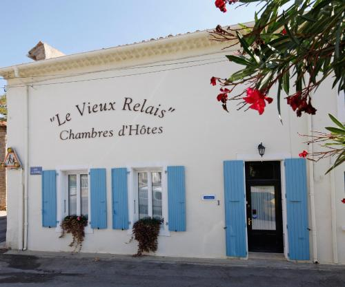 Chambres d'hotes Le Vieux Relais P&eacute;pieux