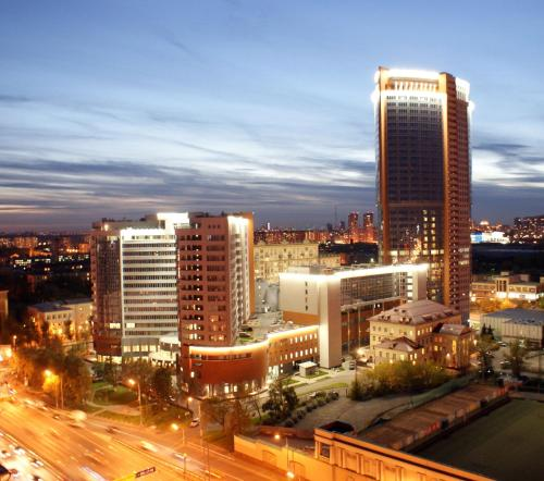 Renaissance Moscow Monarch Centre Hotel photo 4