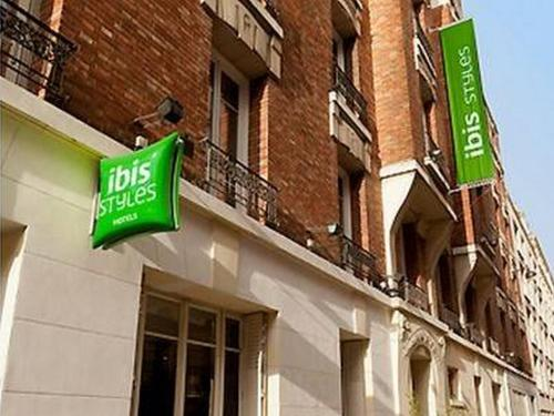 ibis Styles Paris Montmartre Nord Photo