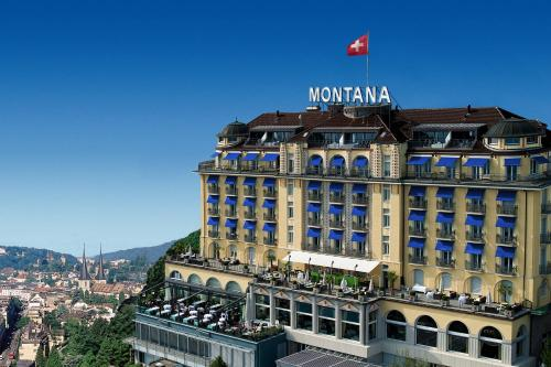 Art Deco Hotel Montana