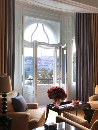 Four Seasons Hotel Gresham Palace, Budapest, Hungary, picture 16