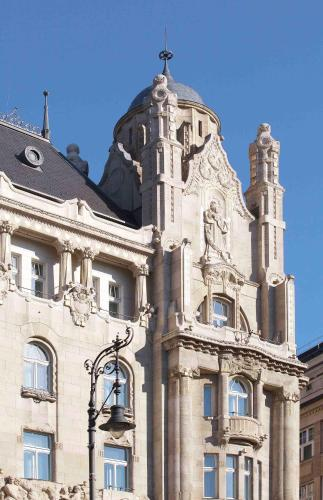 Four Seasons Hotel Gresham Palace Budapest photo 45