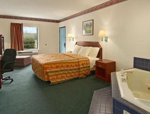 Days Inn North Columbia Fort Jackson Photo