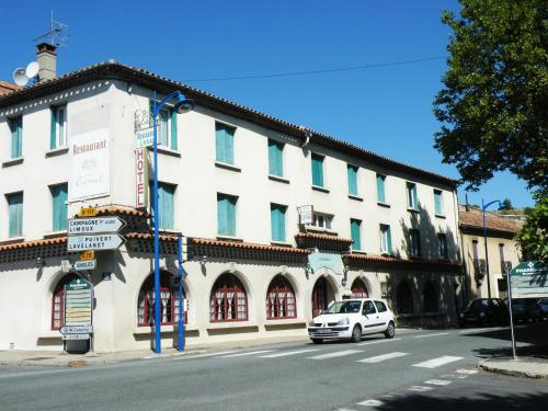 H tel canal quillan for Hotels quillan