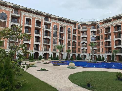 Cascadas Ravda Sea View apartment Bulgaria, Rawda