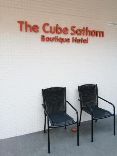 The Cube Sathorn Boutique Hotel, Бангкок