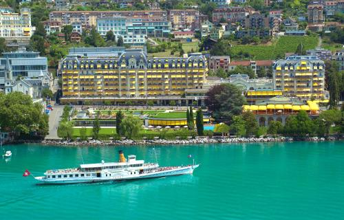 Photo Fairmont Le Montreux Palace