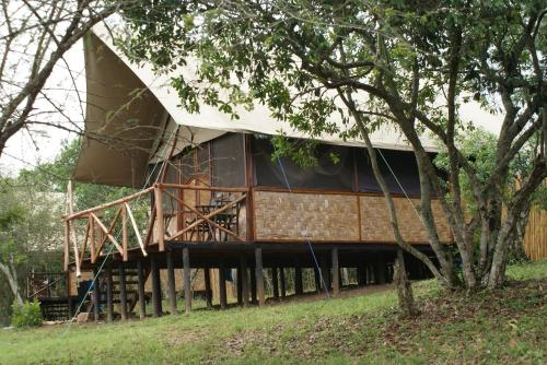 Queen Elizabeth Bush Lodge, Bushenyi