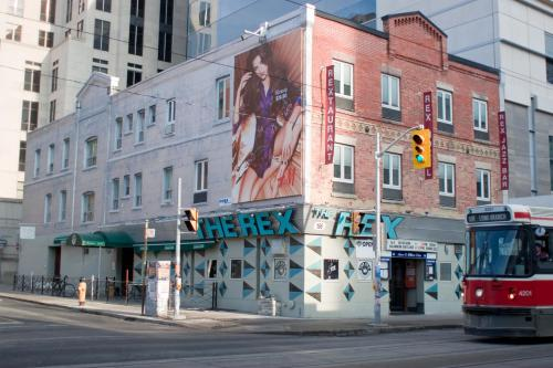 The Rex Hotel Jazz & Blues Bar - toronto -