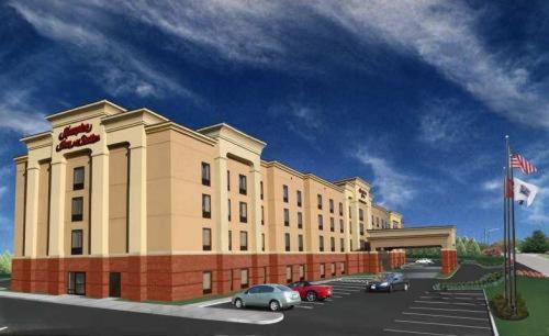 Hampton Inn & Suites-Knoxville/North I-75 in Knoxville