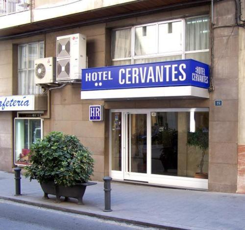 Hotel Cervantes Alicante