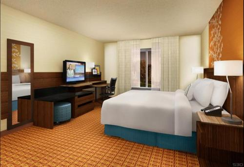 Fairfield Inn & Suites by Marriott Atlanta Gwinnett Place Photo