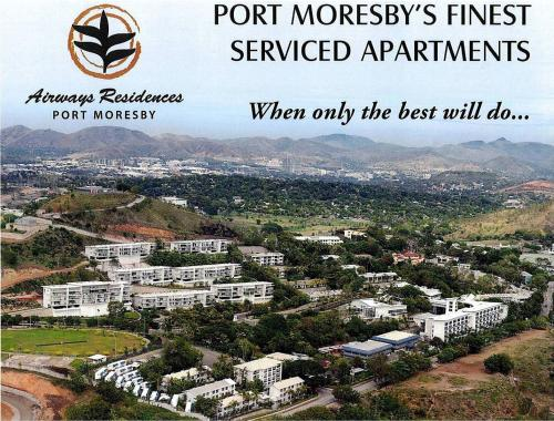 Airways Residences, Port Moresby