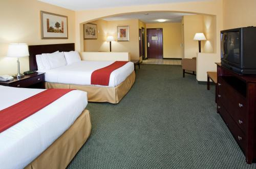 Holiday Inn Express Hotel & Suites Co Springs-Air Force Academy Photo
