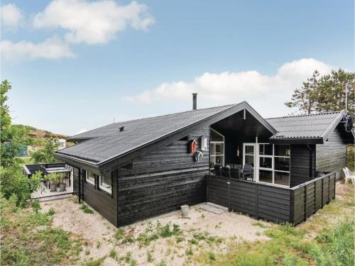 Four-Bedroom Holiday Home in Henne, Henne Strand