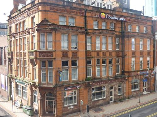 Photo of Comfort Inn Birmingham Hotel Bed and Breakfast Accommodation in Birmingham West Midlands