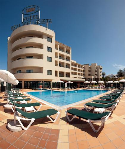 holidays algarve vacations Albufeira Real Bellavista Hotel & Spa