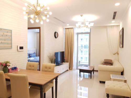 The Berry Vinhomes Luxury Apartments, Ho Chi Minh