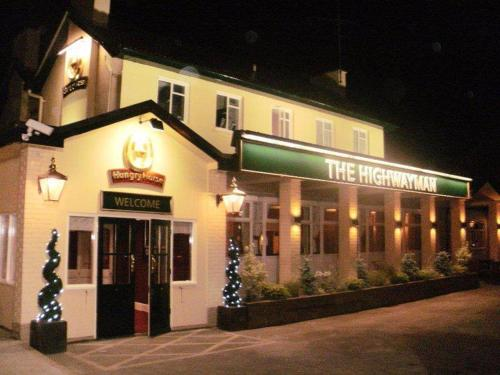 Photo of Highwayman Hotel Hotel Bed and Breakfast Accommodation in Dunstable Bedfordshire