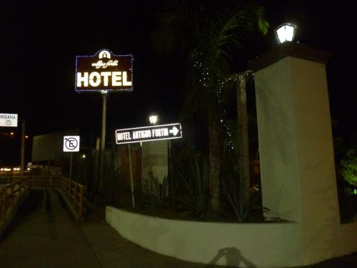 Hotel Antiguo Fortin Photo