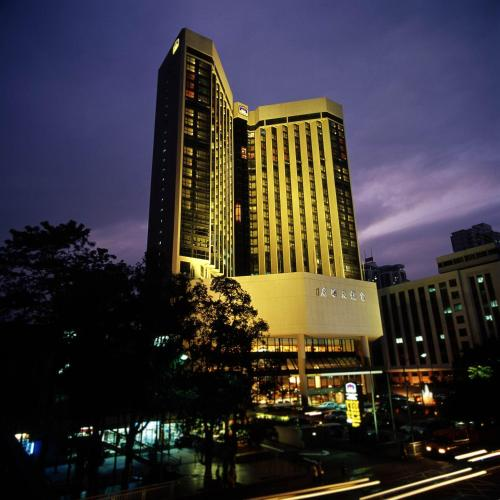 5 star hotels near oct east shenzhen resorts and for Nearest 5 star hotel