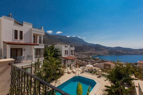 Kalkan Beautiful Kalkan Hillside Villas fiyat