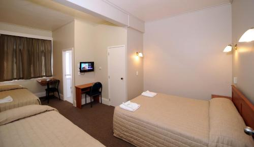 Kiwi International Hotel Auckland