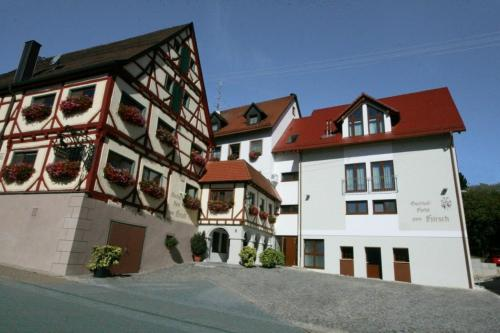 Gasthof Hotel Zum Hirsch***S