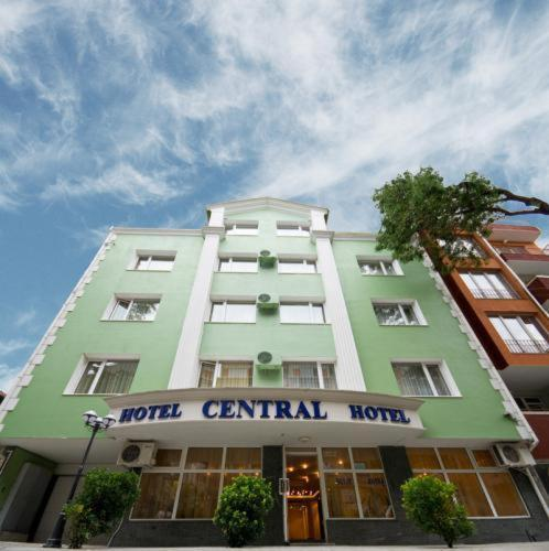Hotel «Central», Bourgas