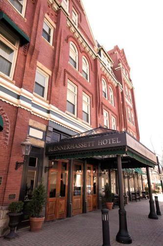 Blennerhassett Hotel Photo