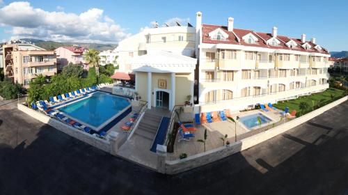 Marmaris Angel's Suites Marmaris ulaşım