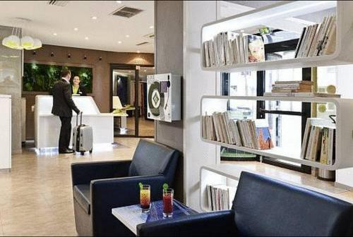 ibis Styles Paris Tolbiac Bibliotheque photo 12