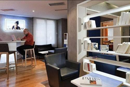 ibis Styles Paris Tolbiac Bibliotheque photo 21