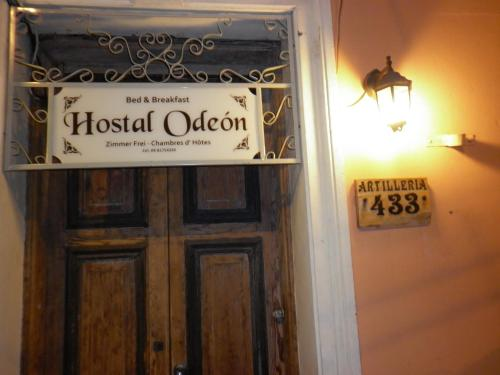 Hostal Odeón Photo