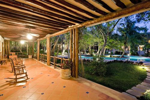 The Lodge At Uxmal